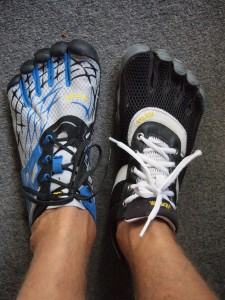Vibram FiveFingers SeeYa Ls vs. Speed