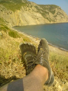 Vibram Fivefingers Speed Greece